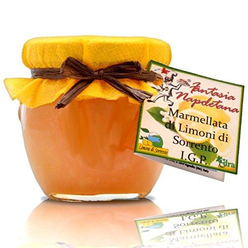 Marmellata di Limoni di Sorrento IGP