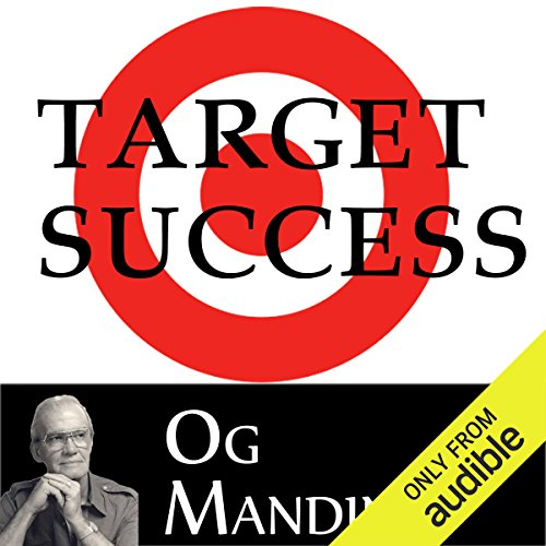 Target Success audiobook cover art