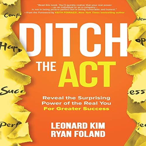 Ditch the Act cover art