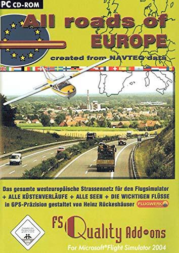 Flight Simulator 2004 - All Roads of Europe - [PC]