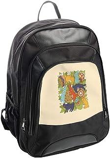 شنطة ظهر،   بتصميم رسومات كرتونية - ارانب