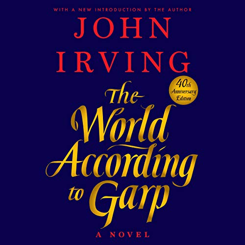 The World According to Garp audiobook cover art