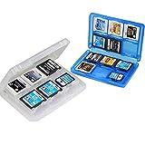 Mein HERZ 2 Pc Caja de Almacenamiento de Juegos de Nintendo Caja de Almacenam...