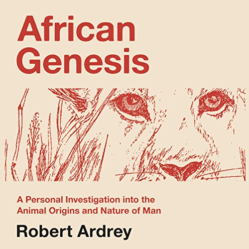African Genesis audiobook cover art