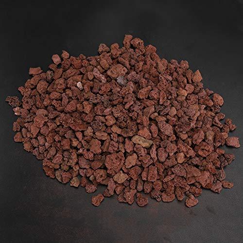 【𝐏𝐫𝐨𝐦𝐨𝐜𝐢ó𝐧 𝐝𝐞 𝐒𝐞𝐦𝐚𝐧𝐚 𝐒𝐚𝐧𝐭𝐚】 Piedra de lava para pecera de roca volcánica natural, material de filtro Material de filtro de pecera, para pecera de acuario