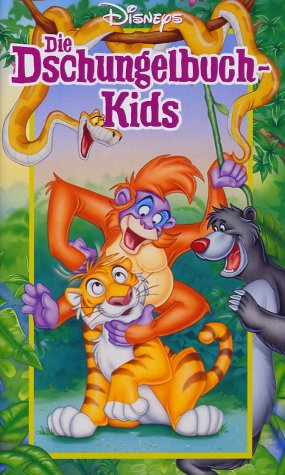 Die Dschungelbuch-Kids