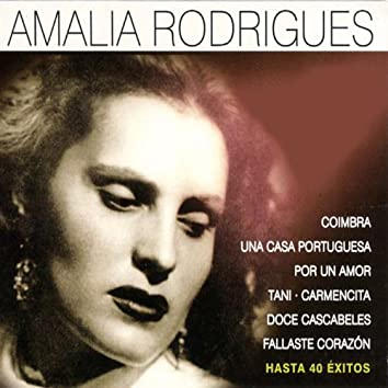 Amalia Rodrigues 40 Greatest Hits