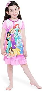 Girls' Little Multi-Princess Nightgown, Pink Belief, 6