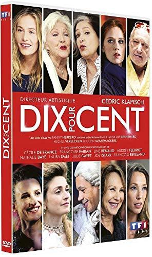 Dix pour cent - Saison 1 [DVD]