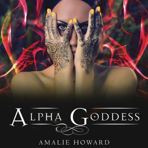 Alpha Goddess audiobook cover art