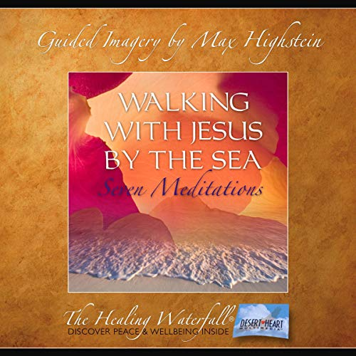 Walking with Jesus by the Sea audiobook cover art