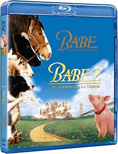 Babe el cerdito valiente 1-2 (BD) [Blu-ray]