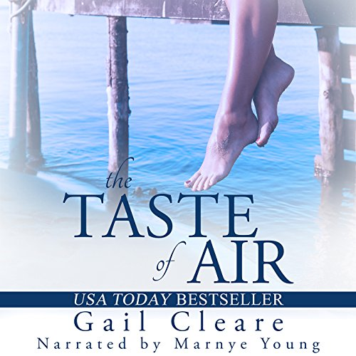 The Taste of Air audiobook cover art