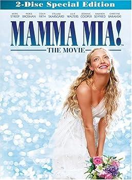 DVD Mamma Mia! The Movie 2-Disc Special Edition Book