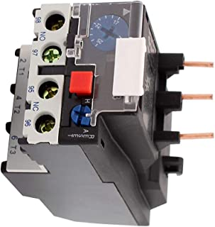 Aexit LR2-D13 3 Plug-in Switches Phase Ui 750V 17-25A Adjustable Electric Thermal Outlet Switches Overload Relay