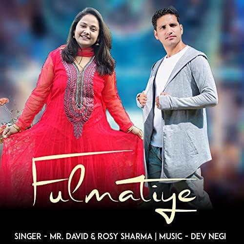 Mr. David & Rosy Sharma