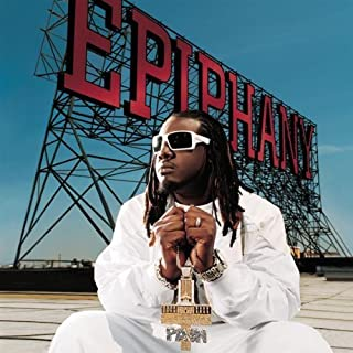 Epiphany by T-Pain [Music CD]