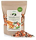 <span class='highlight'>AniForte</span> Barf <span class='highlight'>Dog</span> <span class='highlight'>Food</span> Mix, Fruit & Vegetables with herbs 1 kg for <span class='highlight'>Dog</span>s, Natural <span class='highlight'>Raw</span> Diet <span class='highlight'>Food</span> Supplement, Gluten and Grain Free without Artificial Additives