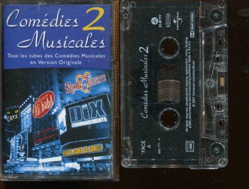 Comedies Musicales 2 [Casete]