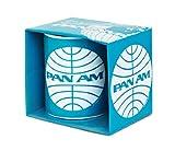 Pan Am 6830516026Logoshirt T-Shirt Tasse–Boîte Cadeau