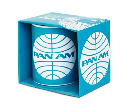 Pan Am AM Tasse