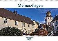 Meinerzhagen, Stadtansichten (Wandkalender 2022 DIN A3 quer): Meinerzhagen liegt im Westen des Sauerlands und gehoert zum Maerkischen Kreis. (Monatskalender, 14 Seiten )