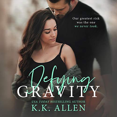 Defying Gravity audiobook cover art