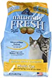 Blue Naturally Fresh Ultra Odor Control Multi-Cat Quick-Clumping Cat Litter 6-lb