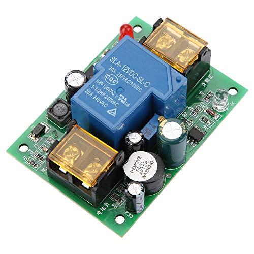 Fendysey Tablero de Equilibrio de batería, Tableros de Equilibrio Lipo Square Lipo Protection, Batería 30A Universalidad Fuerte para automóvil
