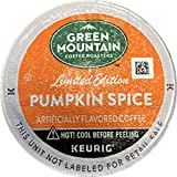 Green Mountain Coffee Limited Edition Pumpkin Spice 12 K-Cup Packs