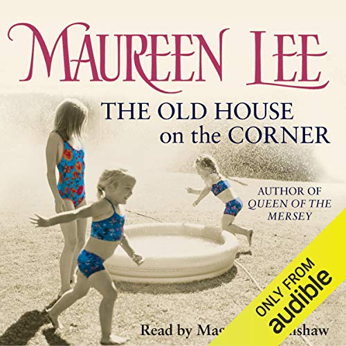 The Old House on the Corner audiobook cover art