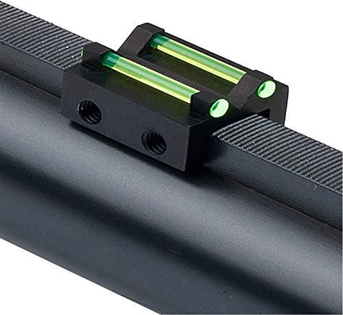 Toni system cod. TR8/TV8 Alza Fibra optica para Banda Escopeta ø1,5mm Rojo/Verde (Verde)
