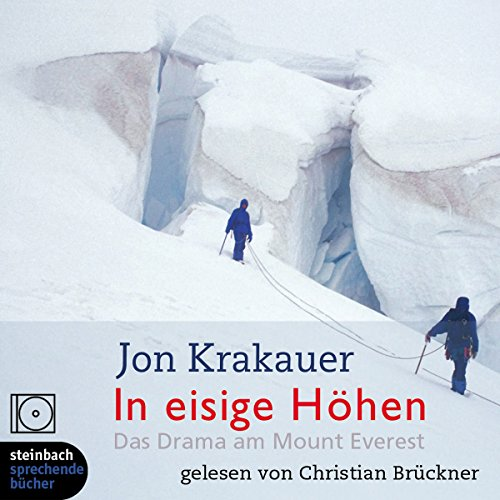 In eisige Höhen audiobook cover art