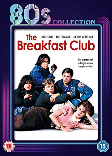 The Breakfast Club - 80s Collection [DVD] [2018] [Region 2]