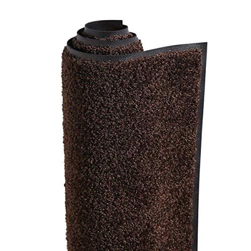 Pureday Fußmatte wash&dry - Espresso - Größe 90 x 60 cm