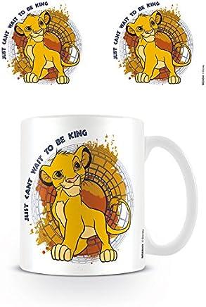 Preisvergleich für Der König der Löwen King Tasse Standard