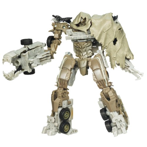 Transformers Dark of the Moon Mechtech Weapons System Action Figure - Megatron