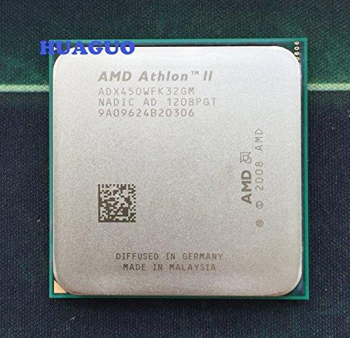 AMD Athlon II X34503.2GHz triple-core CPU Prozessor adx450wfk32gm Sockel AM3
