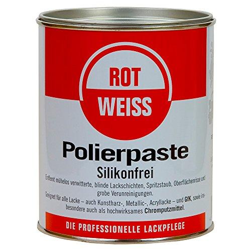 ROTWEISS 1000 Polierpaste , 750ml
