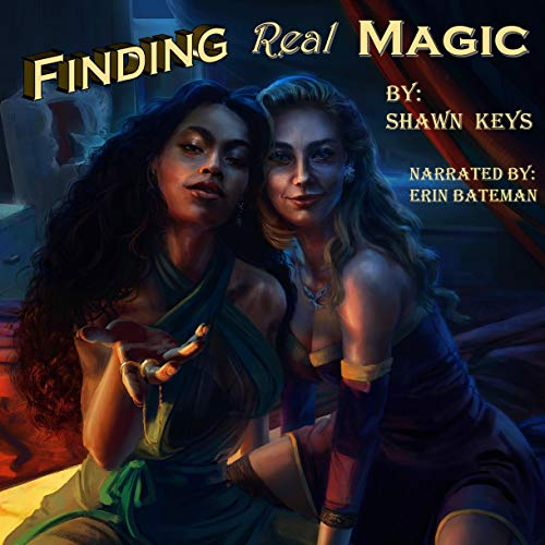 Finding Real Magic Titelbild