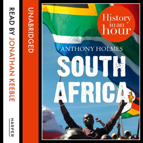 South Africa: History in an Hour Titelbild