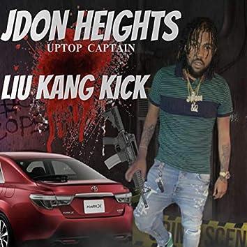 Liu Kang Kick