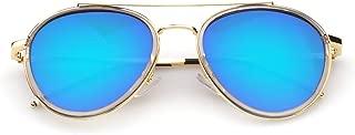 HINDAR PANDA Retro sunglasses Double Bridge Remix Frame JS015