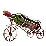 Botellero Estante de Vino, Estante de Vino de encimera 1 Botella...