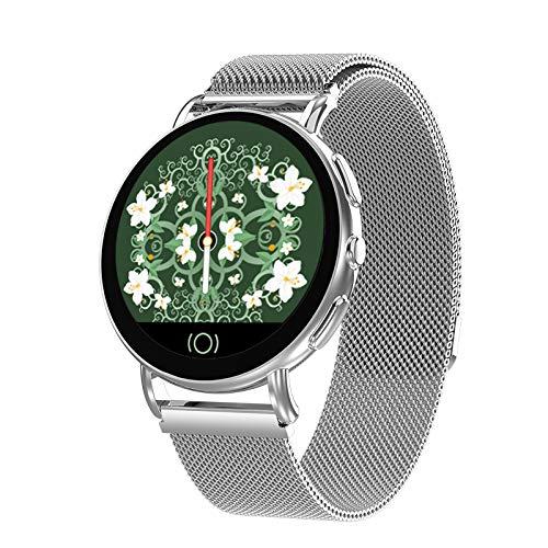 Fitness tracker T7, Reloj Inteligente, MonitorizacióN del Ritmo CardíAco Y La PresióN Arterial, para Hombres Y Mujeres Reloj Deportivo Inteligente para Exteriores con-para Android E iOS