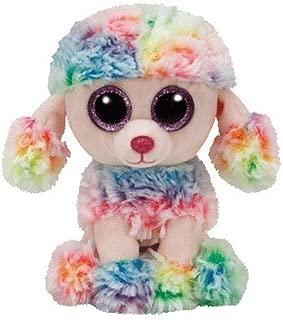 Ty Beanie Boo Rainbow Poodle 6