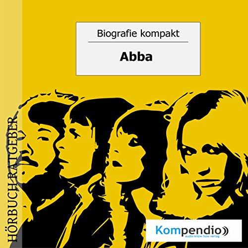 ABBA audiobook cover art
