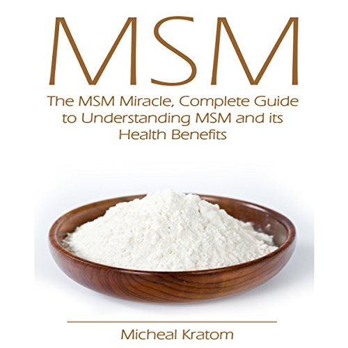 MSM audiobook cover art