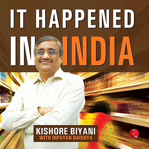 It Happened in India audiobook cover art