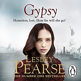 Gypsy                   By:                                                                                                                                 Lesley Pearse                               Narrated by:                                                                                                                                 Heather Bleasdale                      Length: 16 hrs and 9 mins     34 ratings     Overall 4.7
